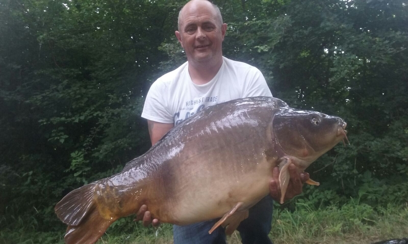 John Gallagher: 46lb