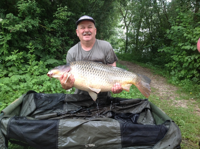 Colin Beament: 51lb