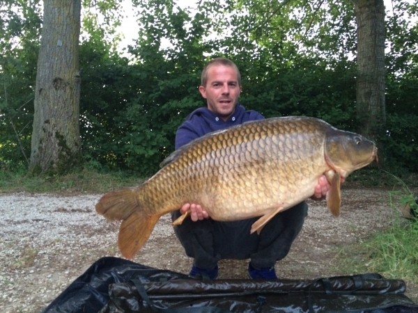 Trevor Peachment: 39lb
