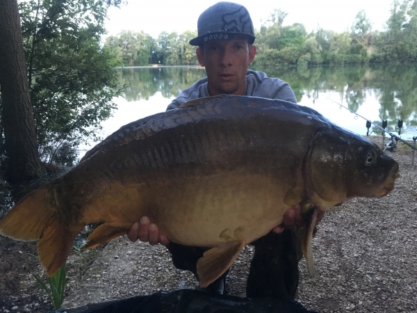 Robert Pritchett: 34lb