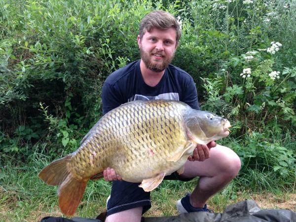 Matt Coyle: 36lb