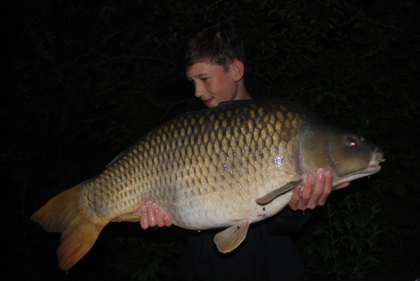 Danny Williams: 36lb