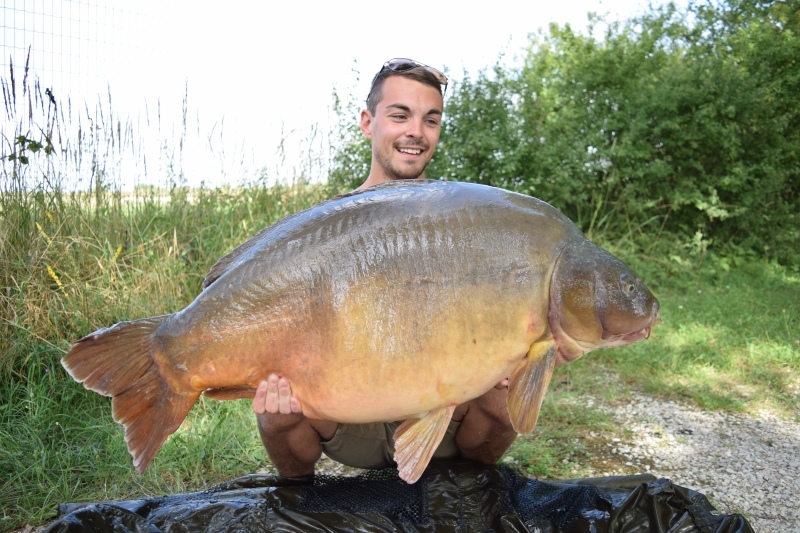 Danny Phillips: 43lb
