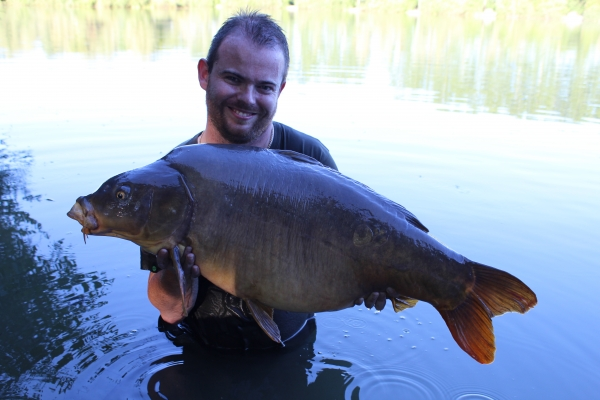 Andy Grenfell: 34lb
