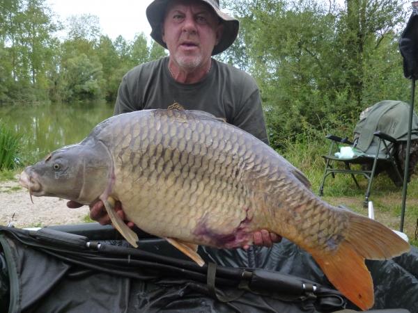 Neil Keitley: 43lb