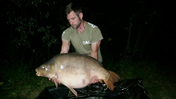 Liam Montgomery: 50lb