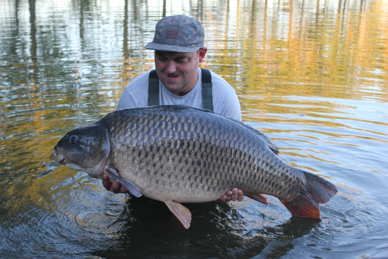 Chris Hesketh: 46lb