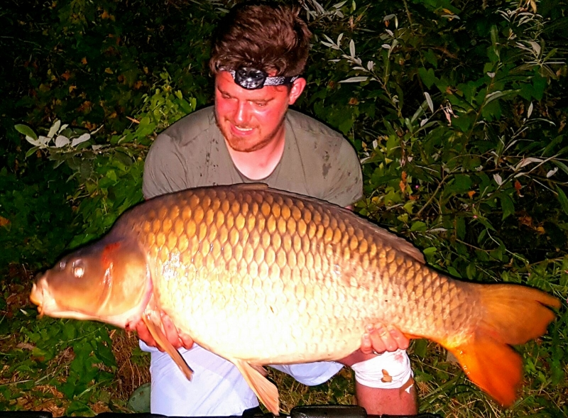 James Curtis: 50lb