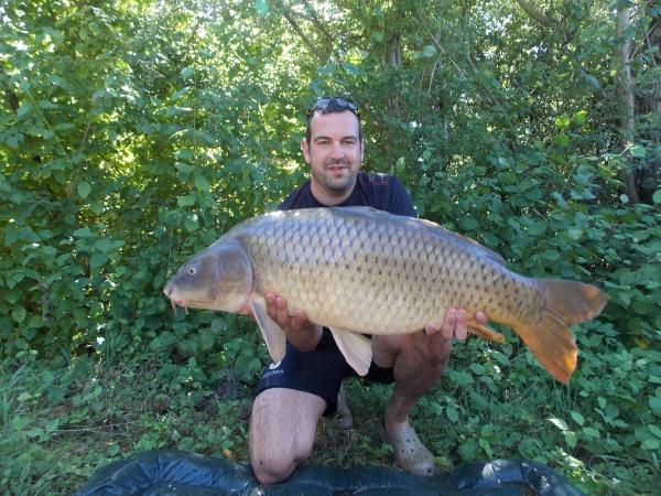 Jonny Partenhiener: 33lb