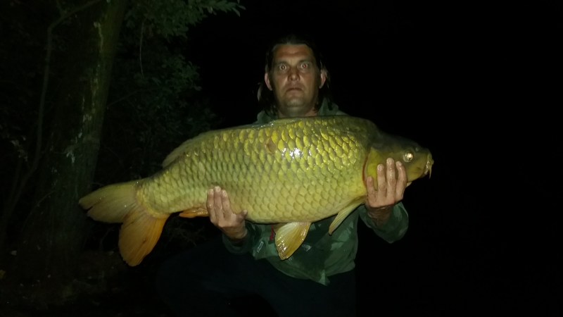 Mark Philpott: 37lb