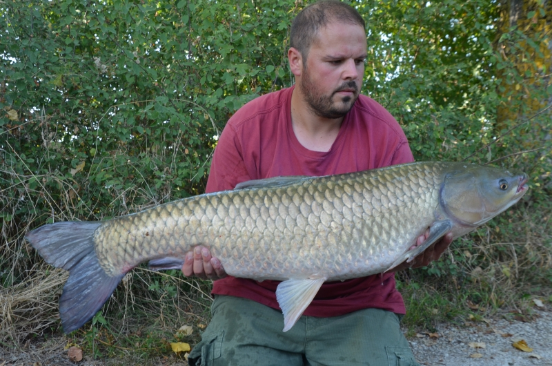 Andy Philips: 36lb