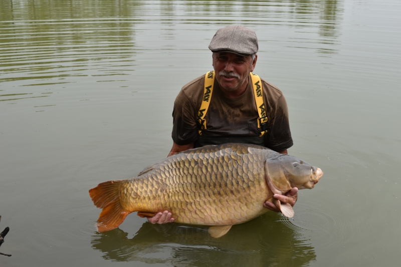 Derek Scully: 55lb