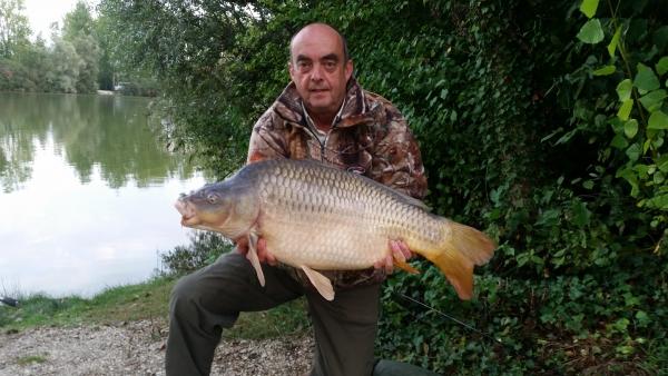 Steve Moutrey: 38lb