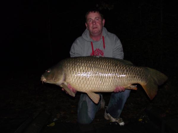 Darren Collorn: 54lb