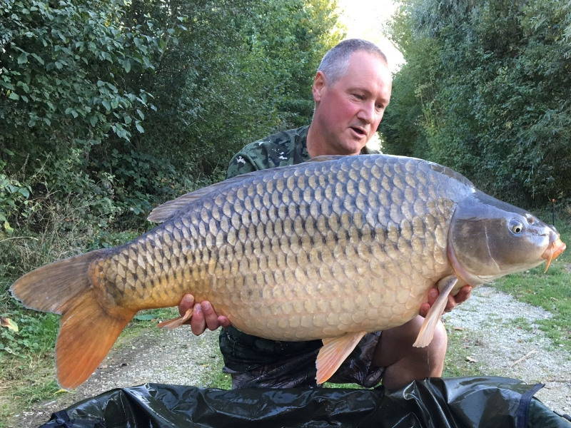 Ian Robertson: 45lb