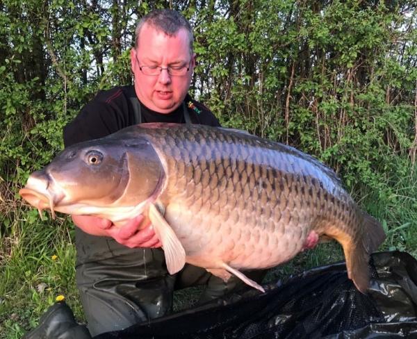 Gary Smithurst: 61lb