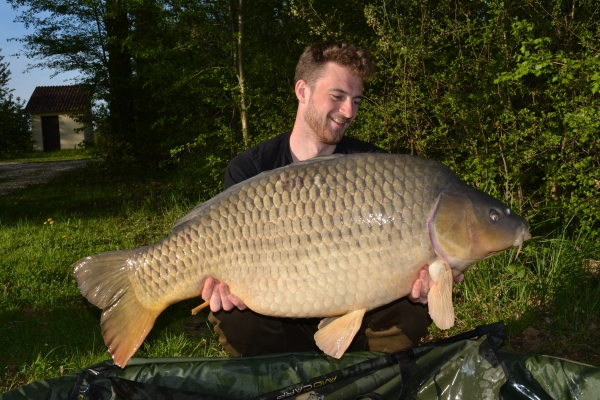 James Morgan: 48lb