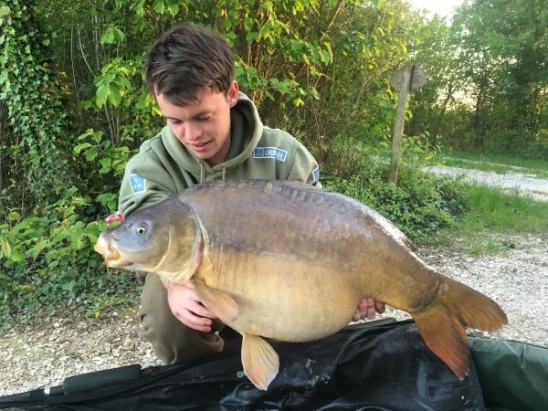 Jamie Bradley: 44lb