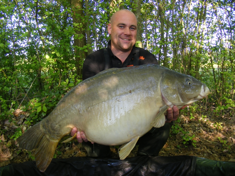 Chris Beckett: 46lb