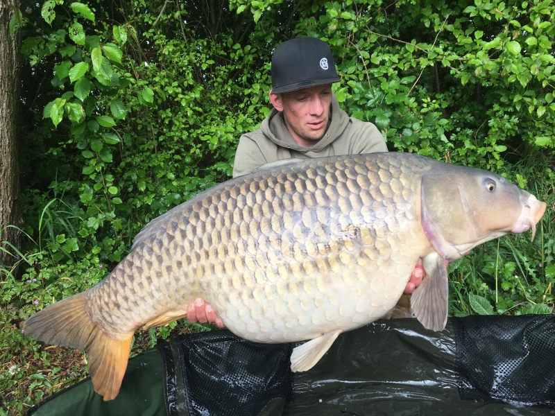 Rob Pritchett: 59lb