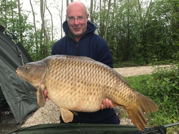 Paul Wrench: 43lb