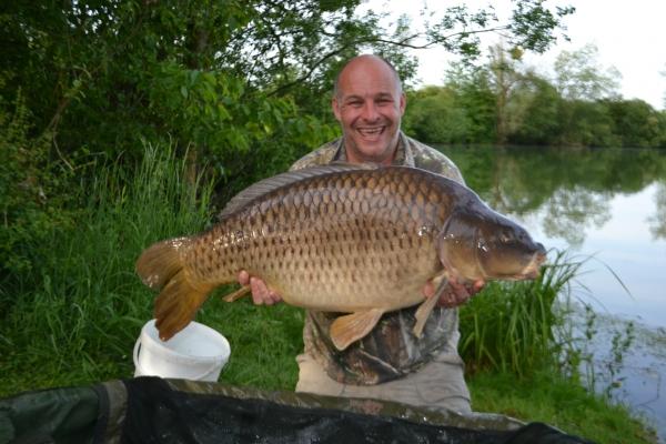 Gareth Earey: 40lb