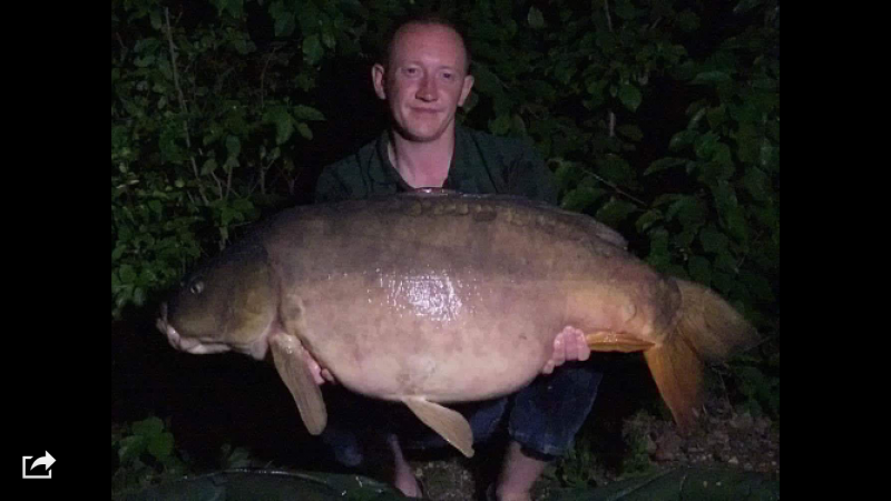 Scott McLeary: 53lb