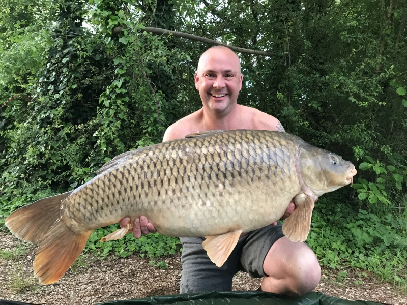 Neil Brook: 55lb
