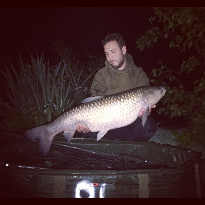 Warren Buckley: 32lb