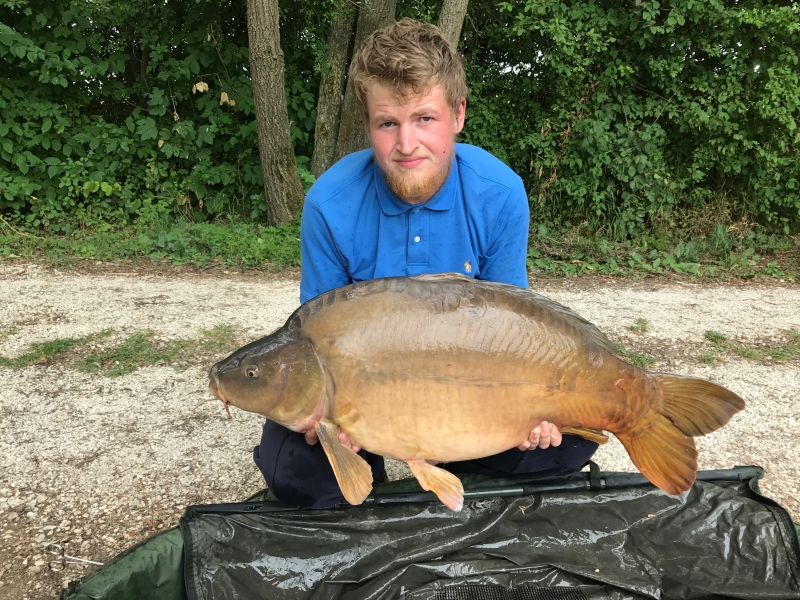 Luke Wheeler: 37lb