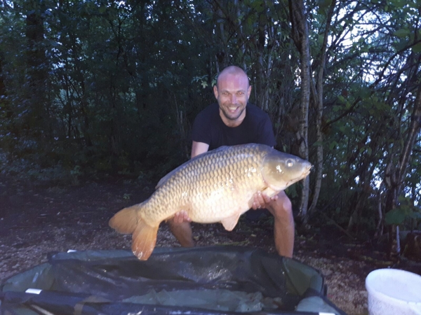 Mick Billington: 39lb