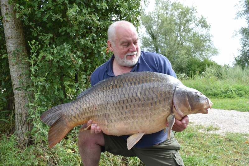 John Richards: 52lb