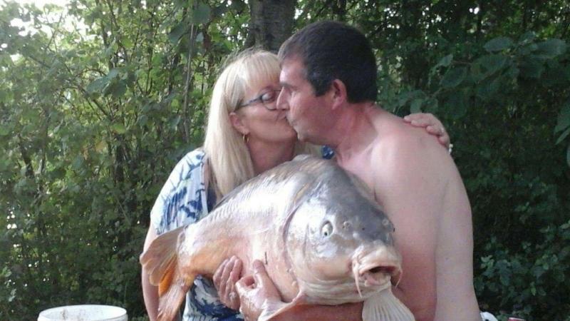 Ian & Marie Gibb; 51lb