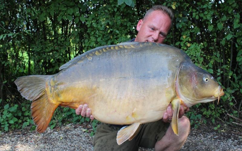Steve Palmer: 51lb