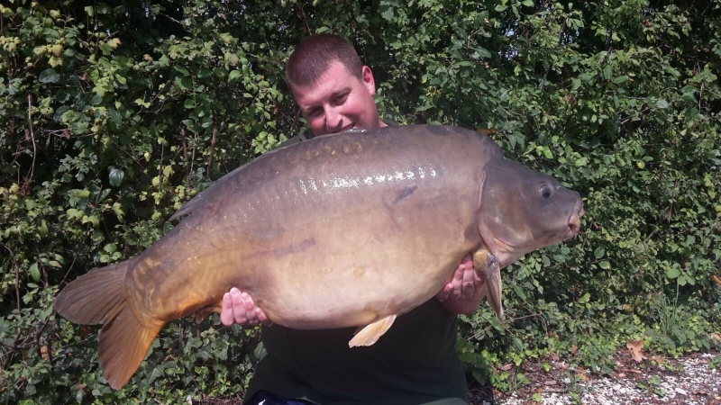 Jason Mcgriele: 52lb