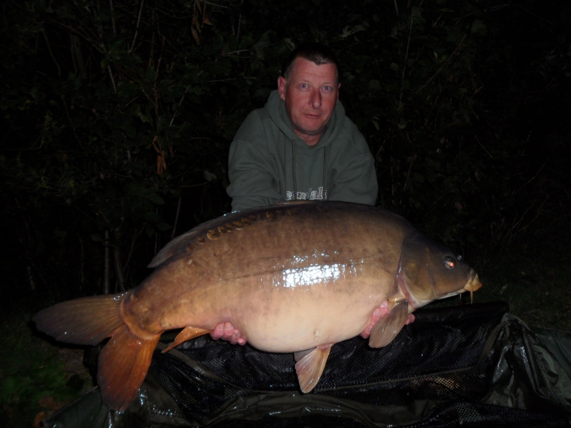 Russell Staines: 47lb