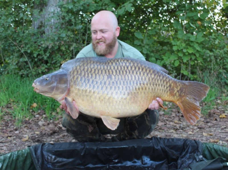 Billy Eden: 53lb