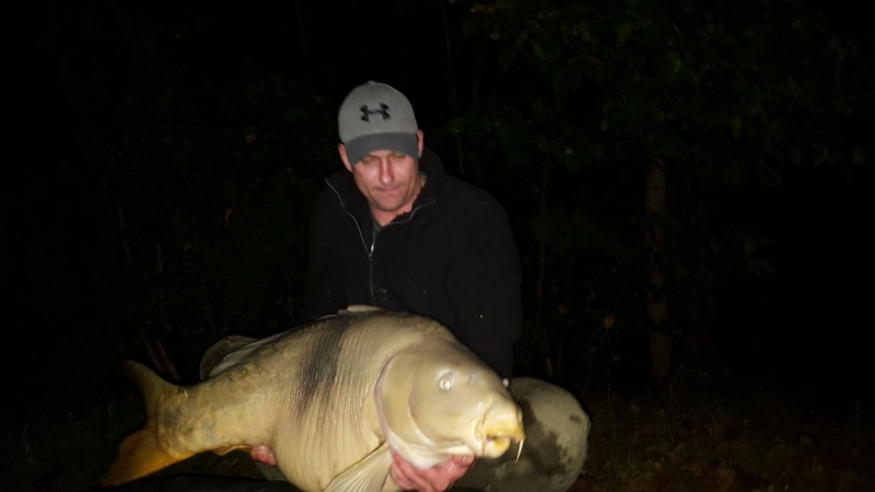Lee Robins: 55lb