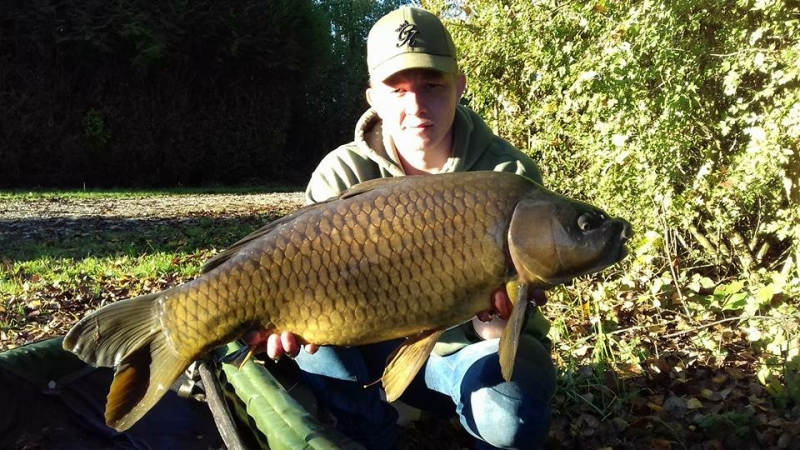 James Ramsdem: 23lb