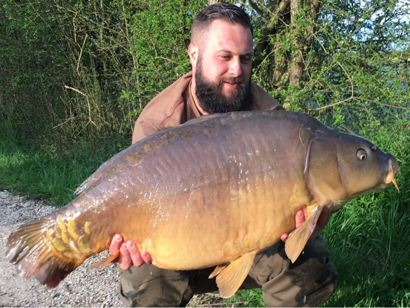 Chris Loed 50lb 2oz