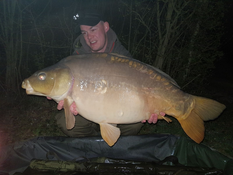 Anthony Mannering 39lb