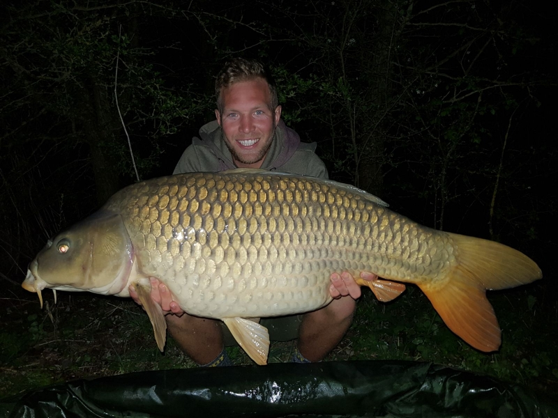 George Elderidge 47lb