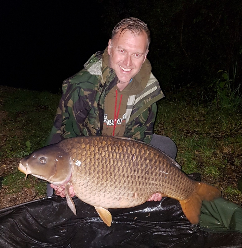 Jason Collins 62lb3oz