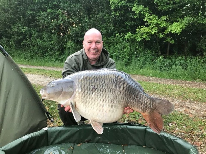 Andrew Johns 55lb5oz