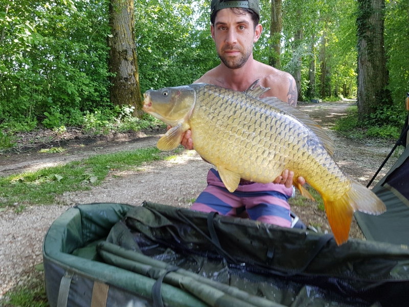 Billy Hendron 25lb