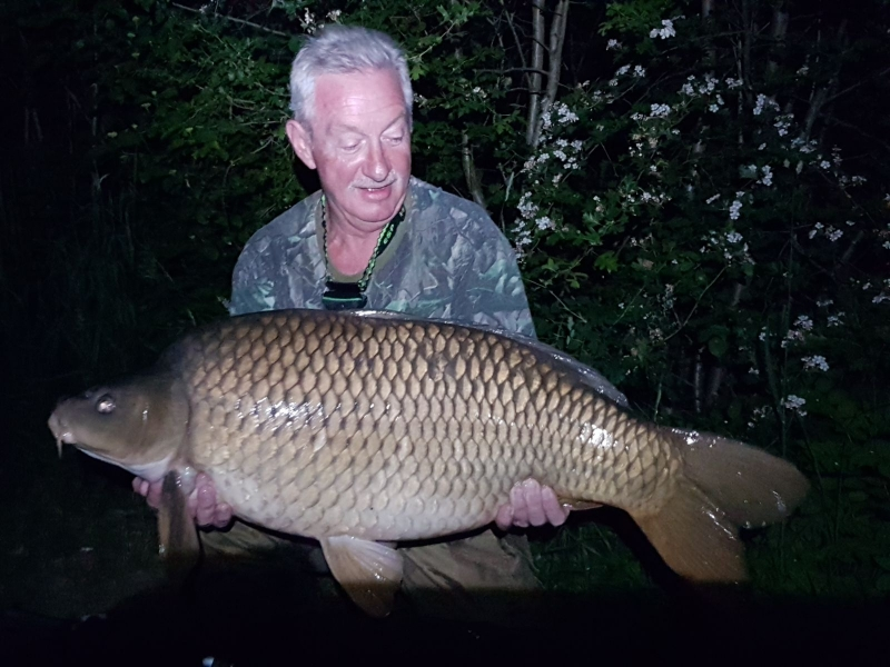 Joe Player 35lb