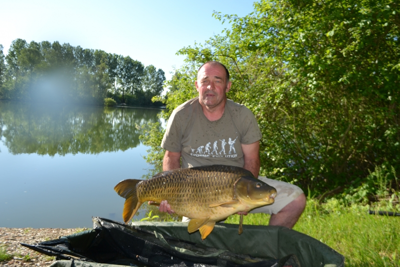 Robert Earey 32lb13oz