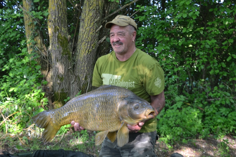 Ron Harvey 46lb