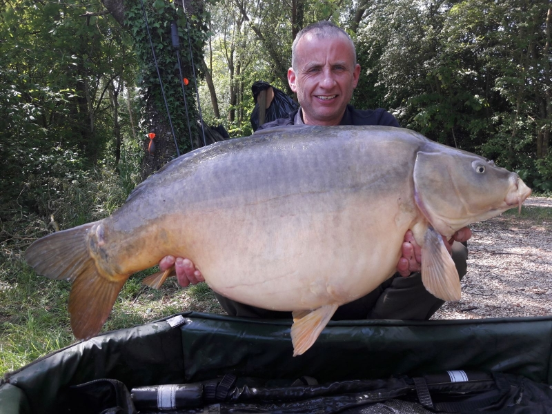 Scott McGregor 41lb