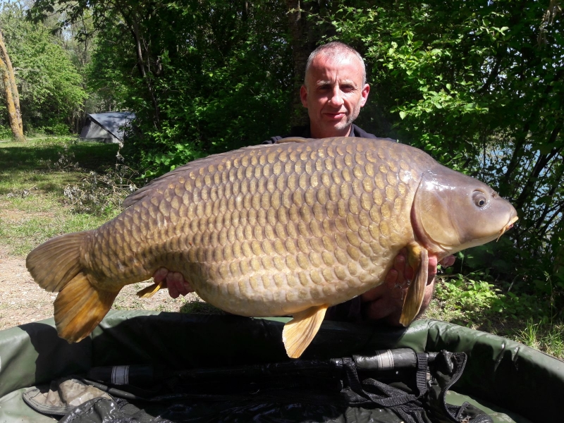 Scott McGregor 52lb